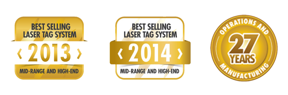 Best Selling Lasertag Tag System